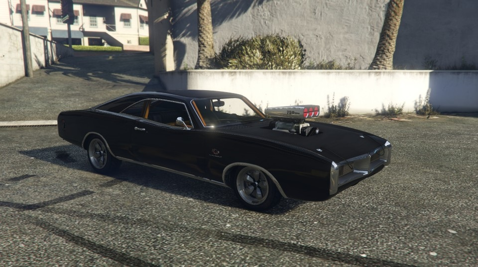 Fast and Furious 5 -DOMS F-BOMB CAMARO Build Guide GTA 5