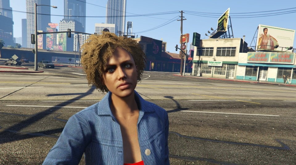 how to make your gta 5 character look like you