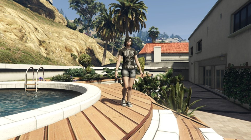 how to change appearance gta for free