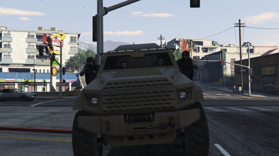 Xbox One - FIB Special Agents Recruiting | Se7enSins Gaming