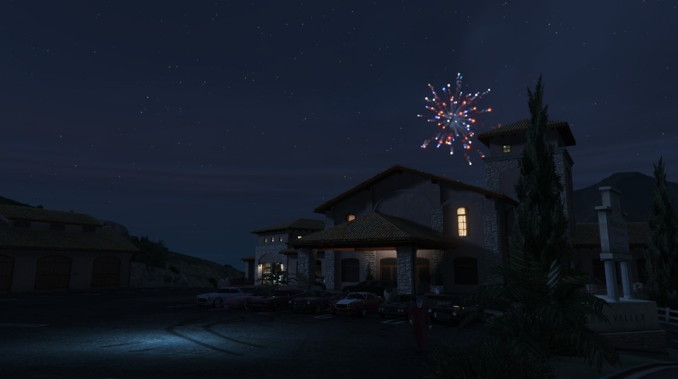 how to buy fireworks in gta 5 ps4