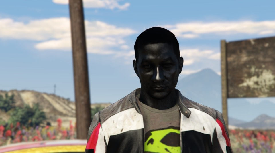 gta 5 online black character creation