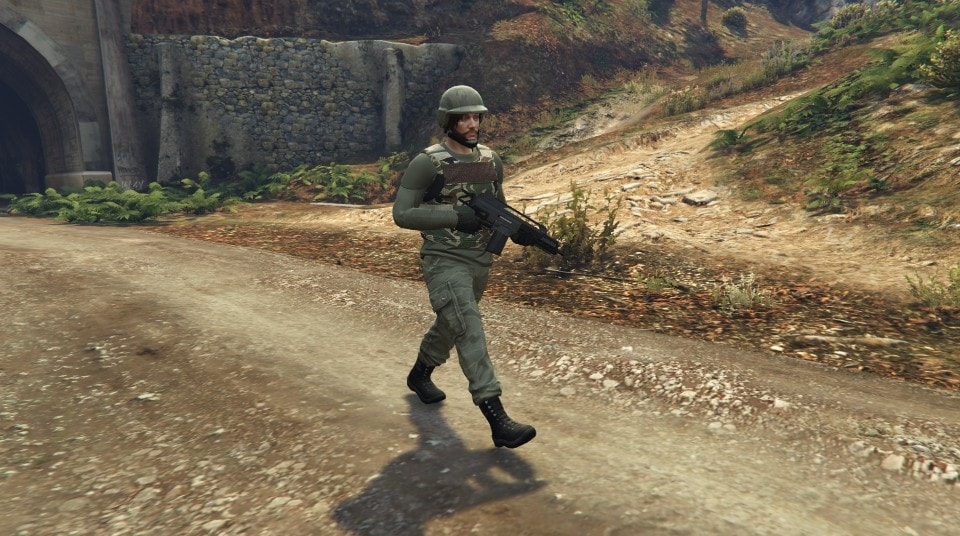 Tactical/Military Outfit - Page 3 - GTA Online - GTAForums