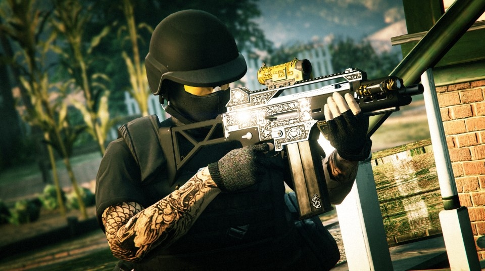 Tactical/Military Outfit - GTA Online - GTAForums