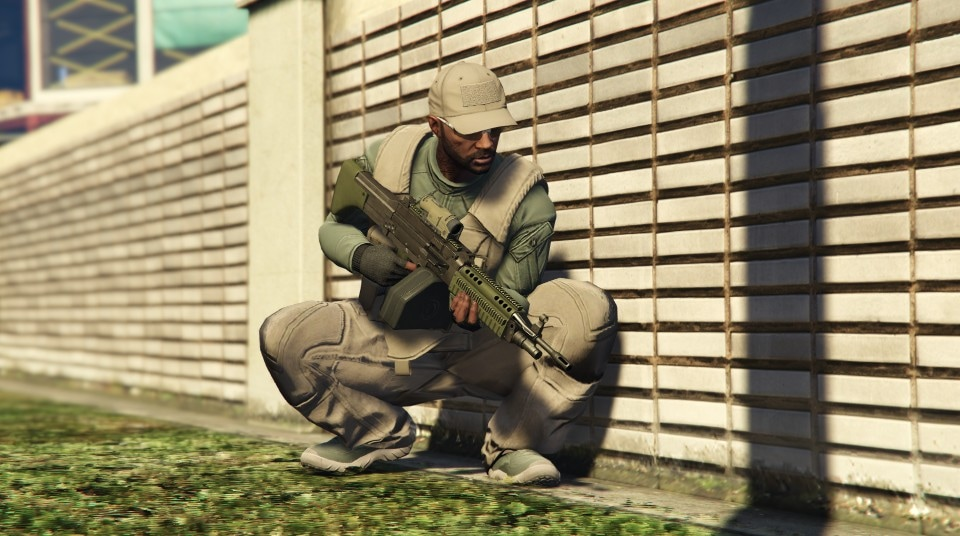 Tactical/Military Outfit - Page 2 - GTA Online - GTAForums