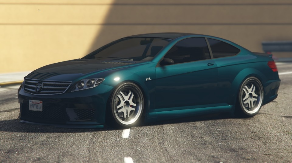 Metallic Galaxy Blue With Gasoline Green Pearlescent