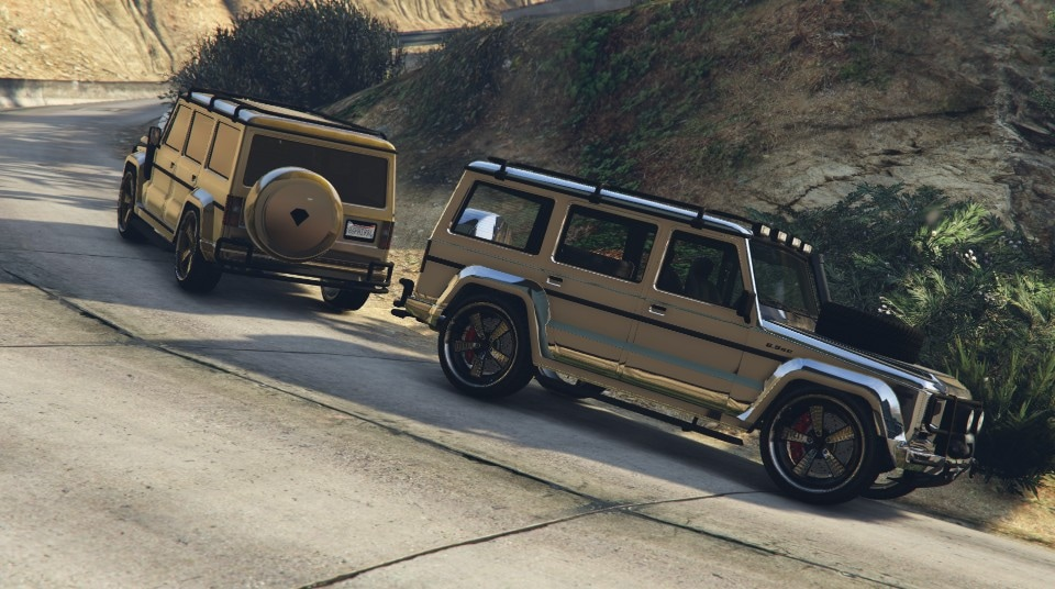 Gta Chrome Dubsta Dubsta 2 in Gold or Chrome