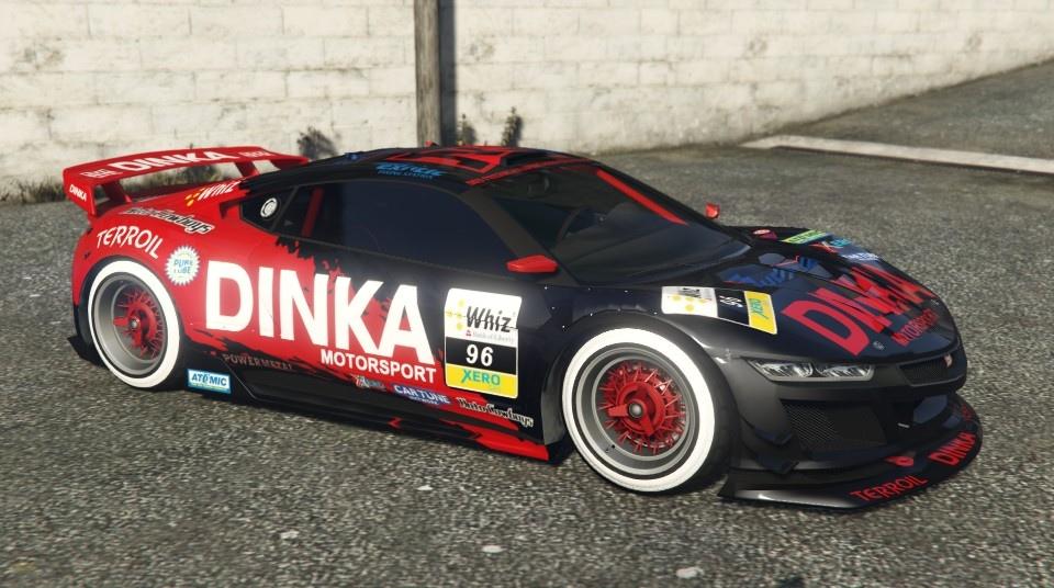 Dinka Jester Race Car Appreciation Vehicles Gtaforums