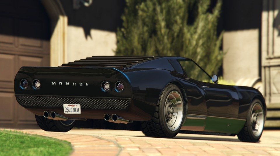 whats the best sports car in gta 5