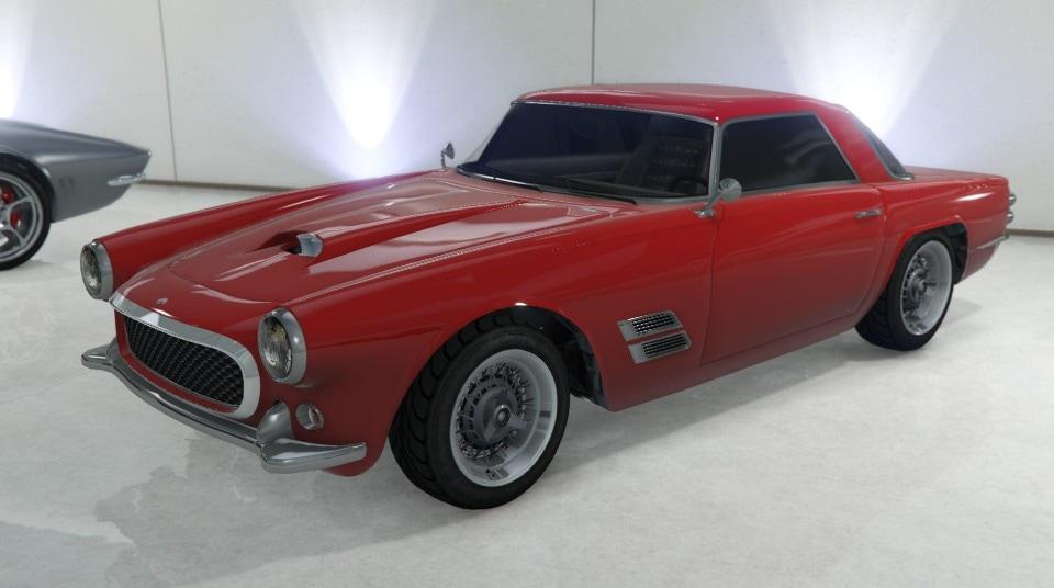 Classic Cars Gta V