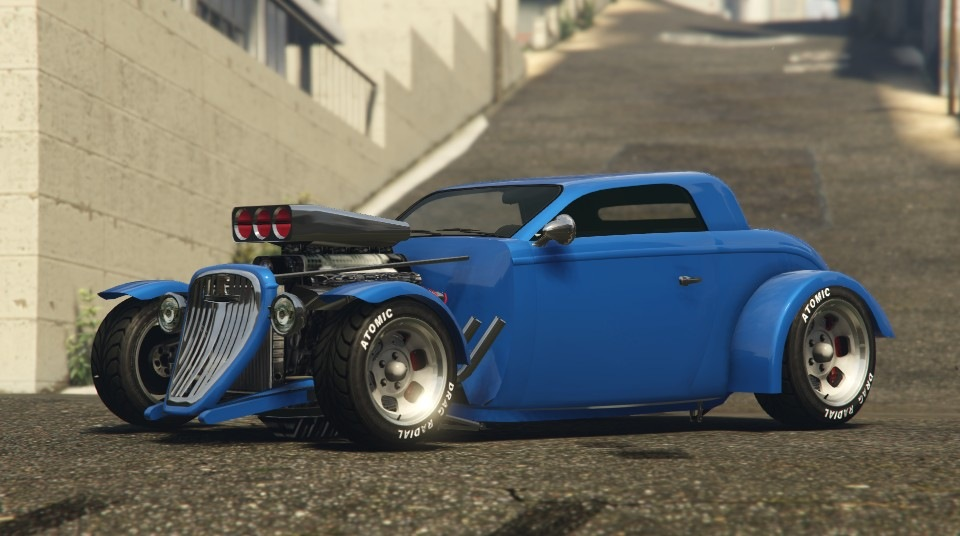 how to put a back on your slamvan gta online