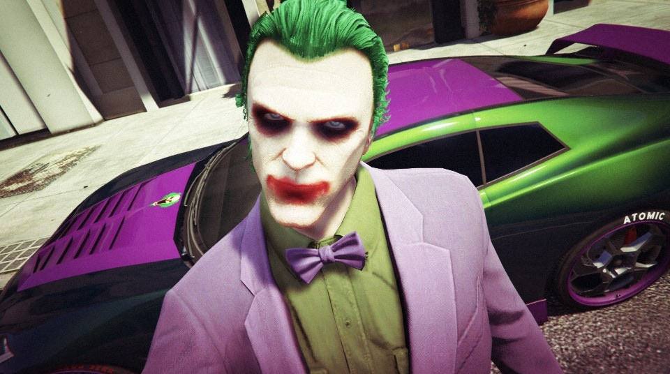 how to change your face gta 5 online