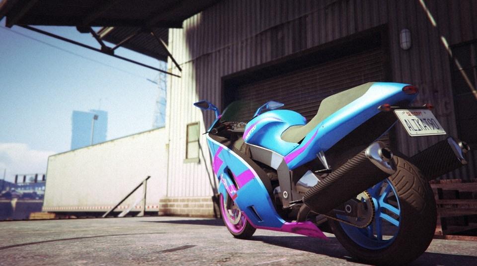 Best Stunt Bike Gta Online Gtaforums