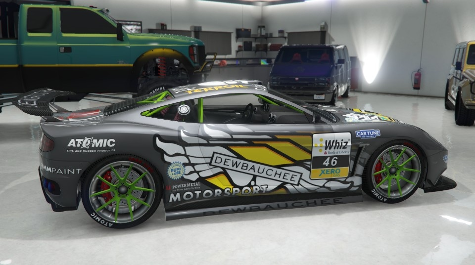 Gta 5 Custom Car Decals
