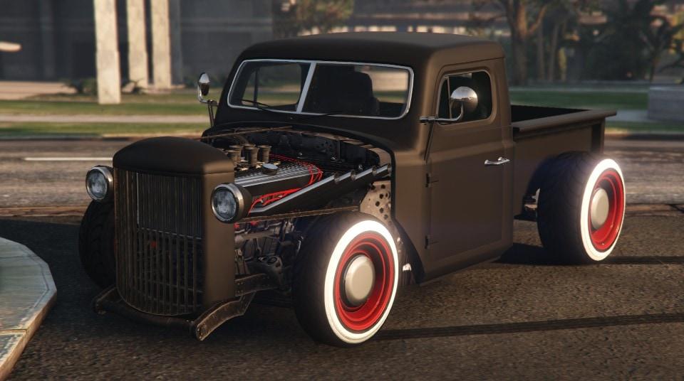 Bravado Rat-Truck Appreciation Thread. - Vehicles - GTAForums