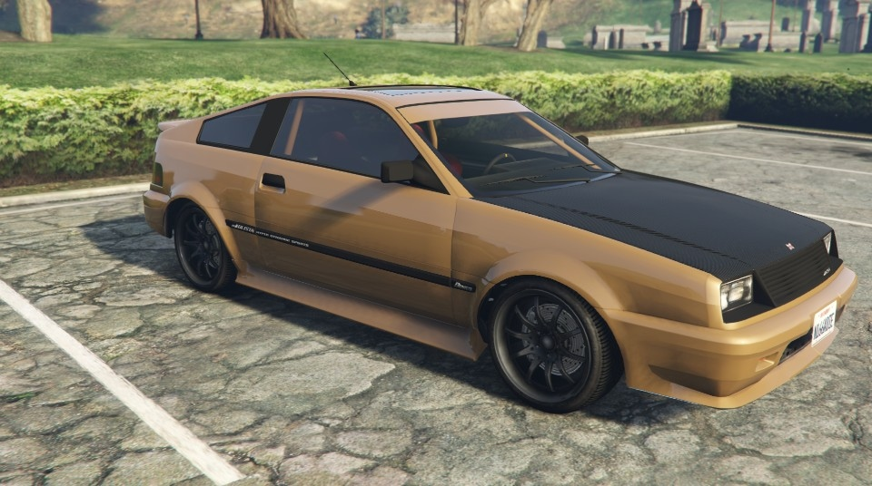 best sleeper car gta 5 online
