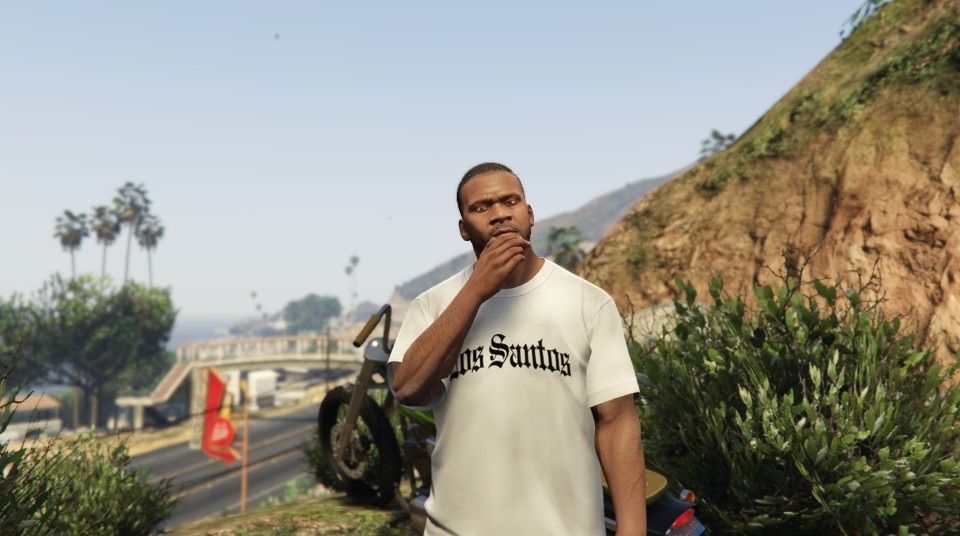 The Trios Hairstyles As Of May GTA V GTAForums - Bald hairstyle gta 5