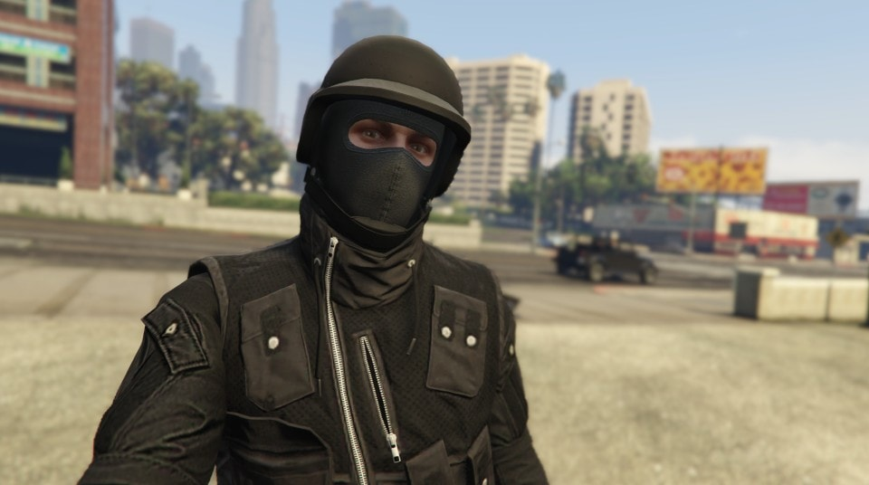 Show off your heist outfit! - Page 3 - GTA Online - GTAForums
