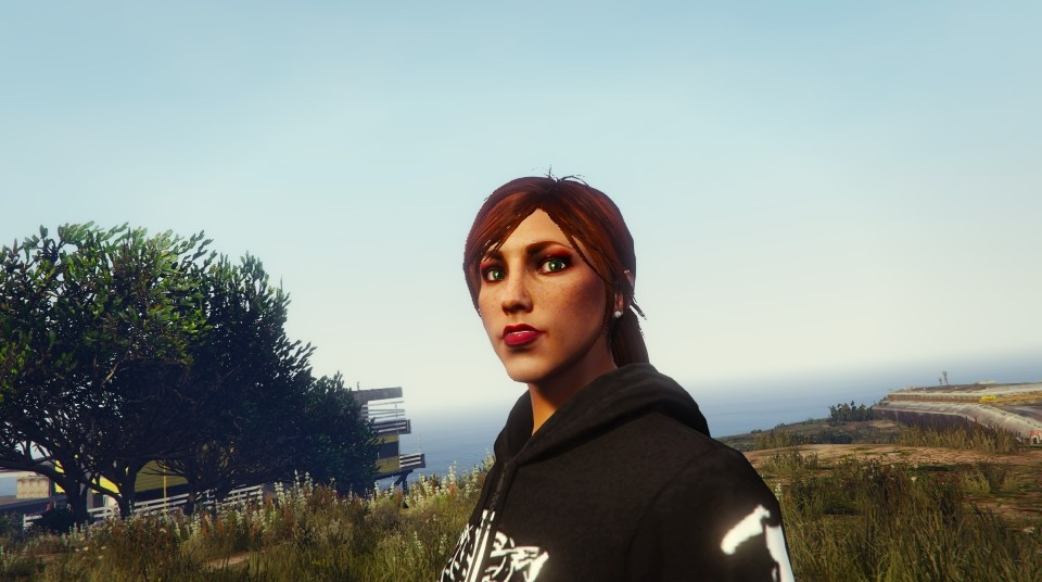 how to make a good looking female gta online