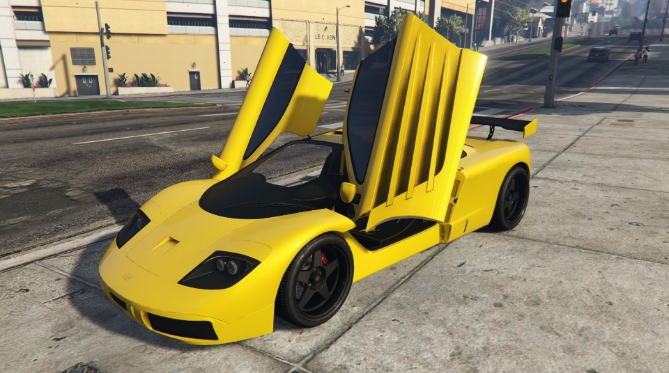 Progen GP1 - Vehicles - GTAForums