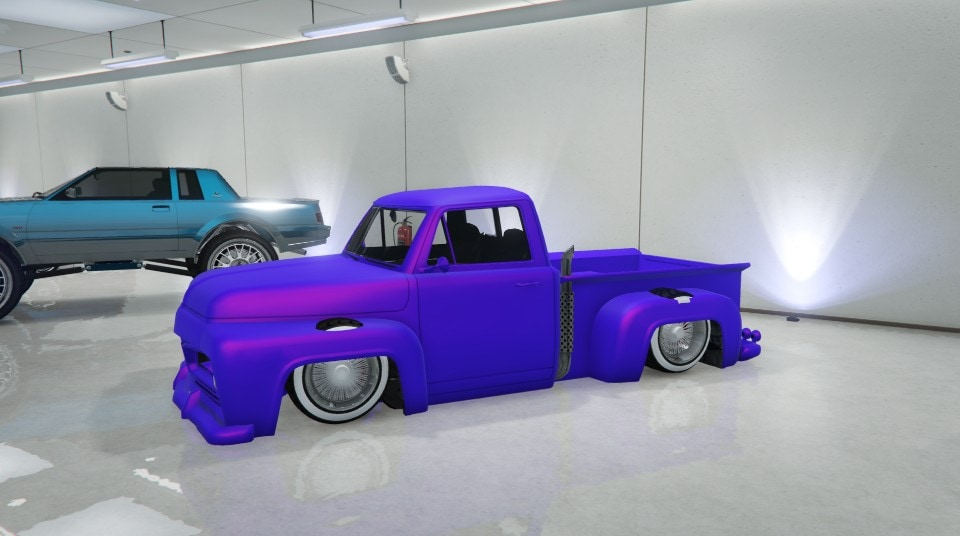 Tutorial: Glitched Slamvan3 fenders - Cool cars for ...