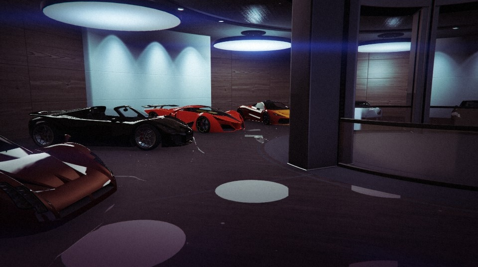 So How Have You Arranged Your 60 Car Garage Pics Gta Online