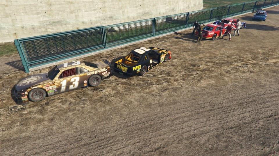 Vinewood Racetrack